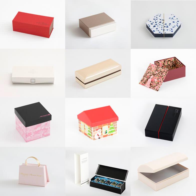 世話焼き紙器のイメージ