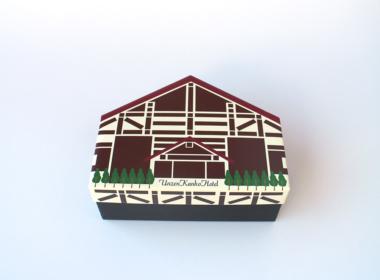 五角形の家型ボックス