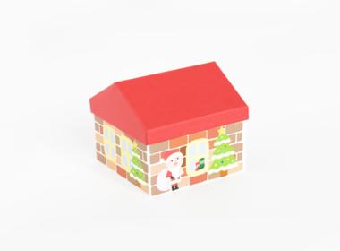 家の屋根がかわいいボックス