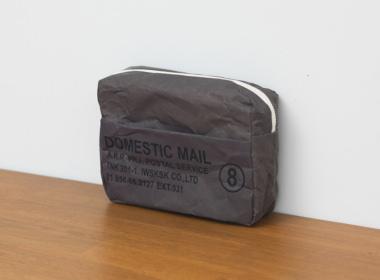 ドメスティックメール no.8 カーキ