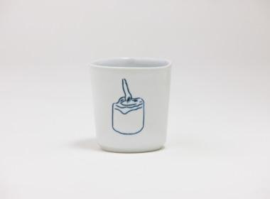 テーブルウェアクローゼット カップ キャンドル クリア L