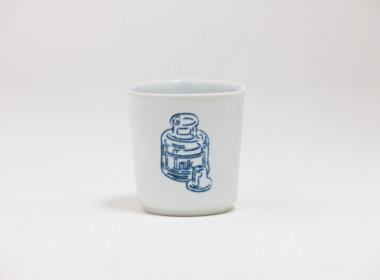 テーブルウェアクローゼット カップ インクポット クリア L