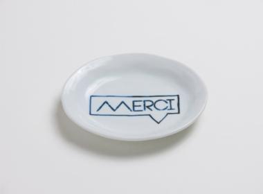 テーブルウェアクローゼット ボイスプレート メルシ M