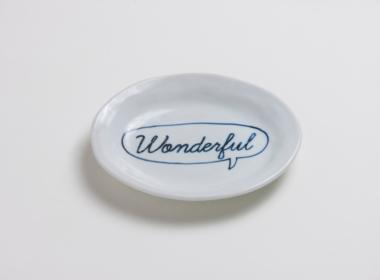 テーブルウェアクローゼット ボイスプレート ワンダフル M
