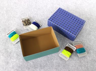 箱色の組み合わせ。