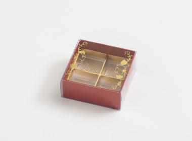 クリアチョコレートBOX