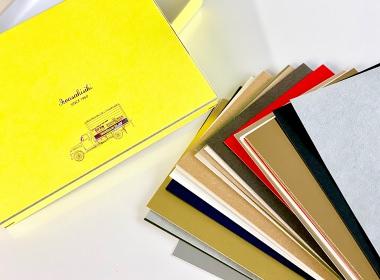 箱屋のカード紙セット